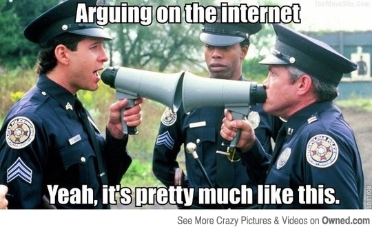 Image result for arguing on social media