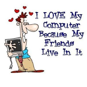 ComputerFriendsFunny