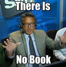 no book